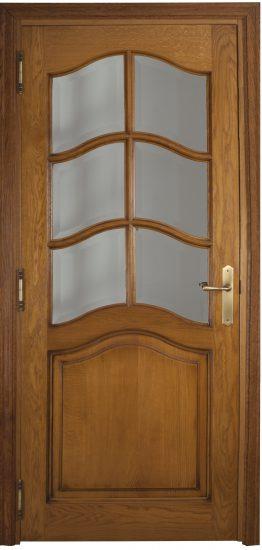 Porte <p>6 vitrages + sous bassement</p>