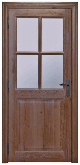 Porte <p>4 vitrages + sous bassement</p>